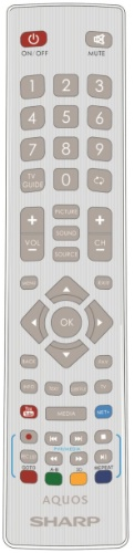 Replacement remote control - SHW/RMC/0112N - SHW/RMC/0112N