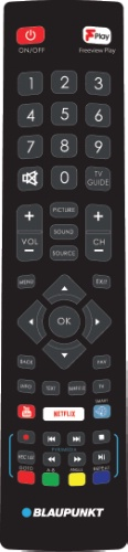 Replacement remote control - BLF/RMC/0010 - BLF/RMC/0010