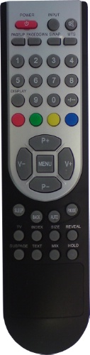 Replacement remote control - XMU/RMC/0001 - XMU/RMC/0001