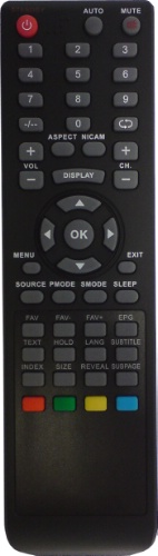Replacement remote control - D42/RMC/0001 - D42/RMC/0001
