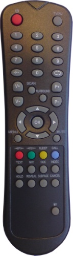 Replacement remote control - EMU/RMC/0001 ** - EMU/RMC/0001