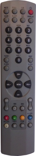 Replacement remote control - H30/REM/0001 - H30/REM/0001