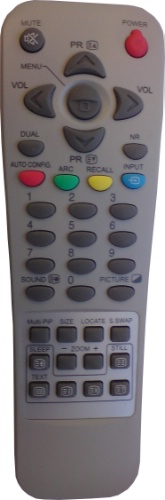 Replacement remote control - N42/REM/0002 - N42/REM/0002